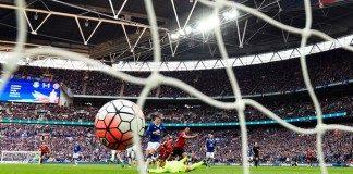 Everton vs Manchester United 1-2