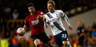 Tottenham Hotspur vs West Bromwich 1-1