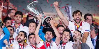 Sevilla Win Champions League