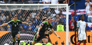 England 2-1 Wales