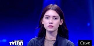 Alisa- Thailand's got talent