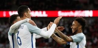 England 1-0 Portugal