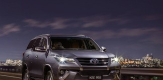 Toyota Fortuner 2016 - Reviews