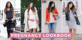 PREGNANCY LOOKBOOK
