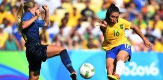Sweden & Brazil