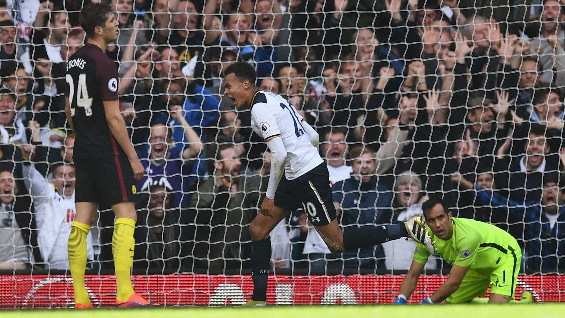 Tottenham Hotspur v Manchester City - KohSantepheap.TV