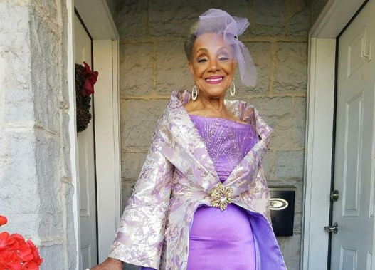 86-year-old grandma just got married