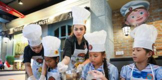 Pasta Mania Cambodia