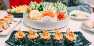 ហាងGenki Sushi Cambodia