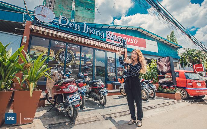 Den Jhong Bakery Cambodia