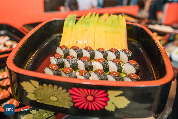 ហាង Oishi Buffet Sukisoup & BBQ