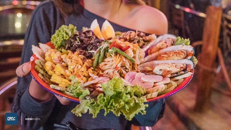 Phnom Penh Seafood