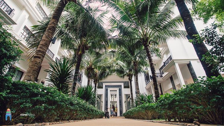 Lotus Blanc Hotel & Resort