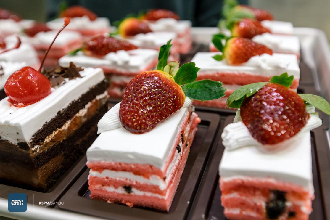 ហាង  The Cake