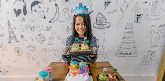 ហាង Let's Eat Cake - តោះញាំុខេក
