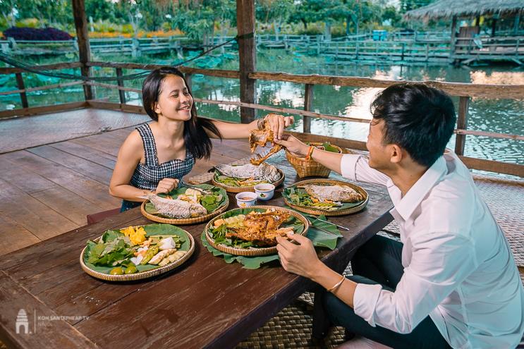 Phnom Krom Eco Resort