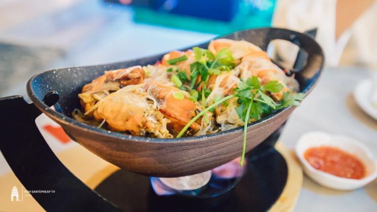 ហាង Col Frog Seafood
