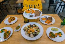 ភោជនីយដ្ឋាន Virgo Lunch & Steak