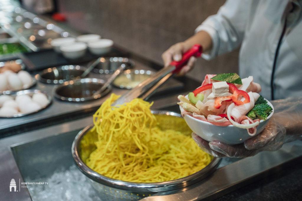 GK Mongolian Noodles