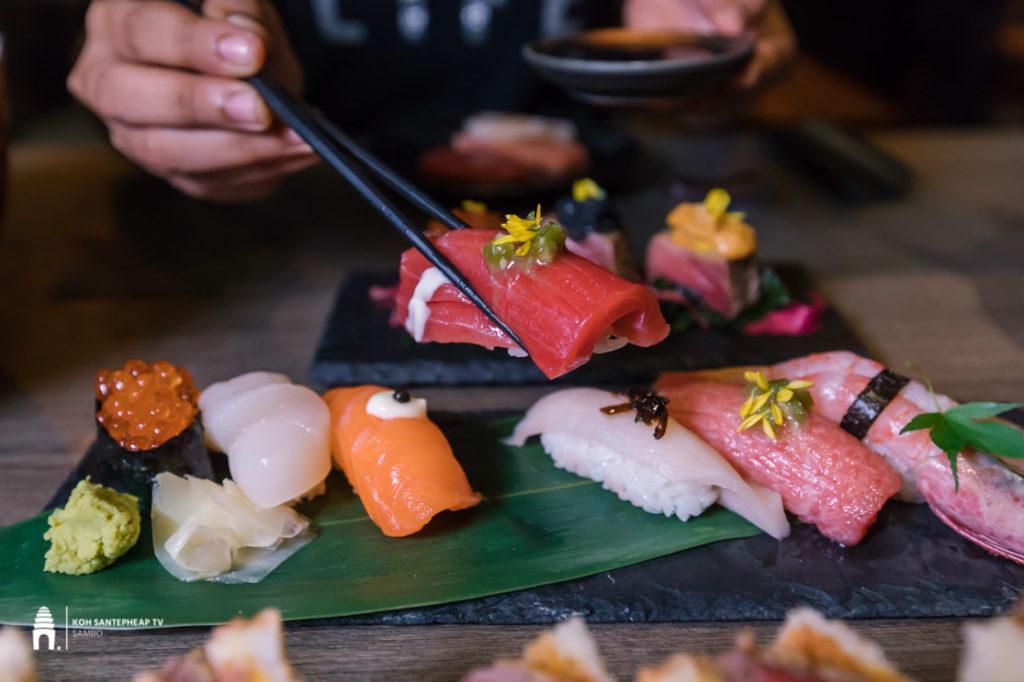 ភោជនីយដ្ឋាន Hanatei Xclusive Japanese Restaurant