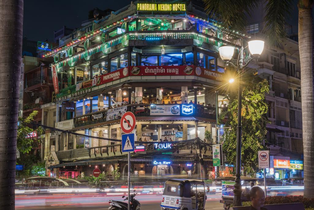 Panorama Mekong Hostel and Restaurant