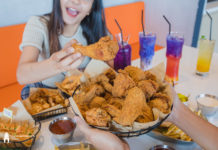 ហាង Louisiana FRIED CHICKEN