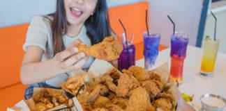 ហាង Louisiana FRIED CHICKEN