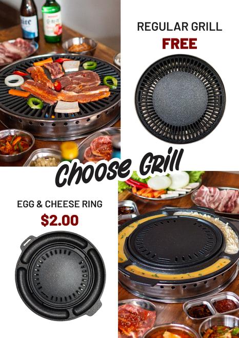 ហាង Busan BBQ