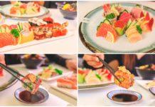 ហាង Genki Sushi Cambodia