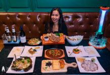 ភោជនីយដ្ឋាន Diamond lounge & restaurant