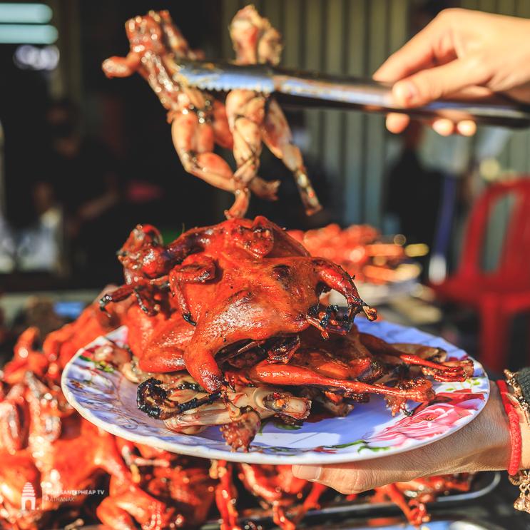 ហាង Mrr Chicken សាងស្នេហ៍
