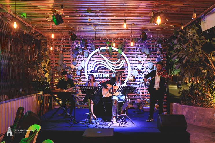 River Bay Lounge (សាខាជ្រោយចង្វារ)