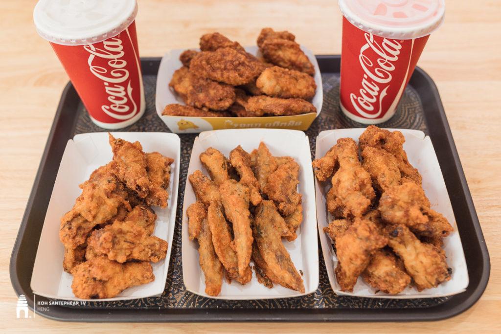 ហាង F Chicken