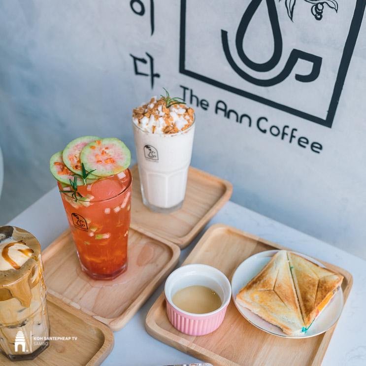 ហាង The Ann Coffee2