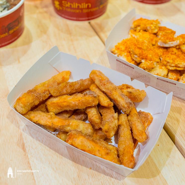 ហាង Shihlin Taiwan Street Snacks