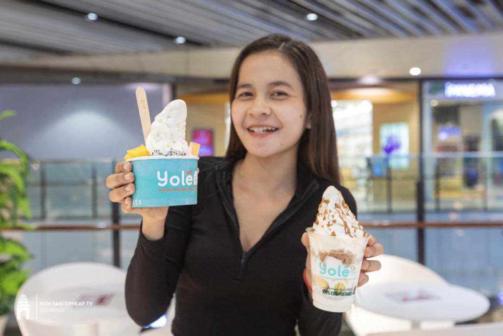 ហាង Yolé Cambodia